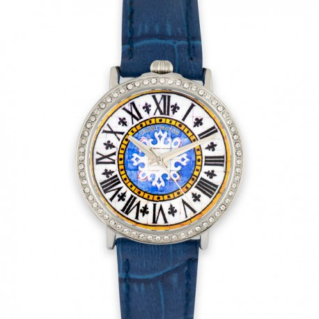 CAPRI WATCH WATCH RETRO FRYST 32 mm BLUE ROYAL